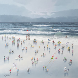 """El mar da vida"" - Nuria Miró"