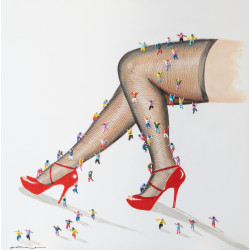 """""""High heels II"""" - Alfredo..."""